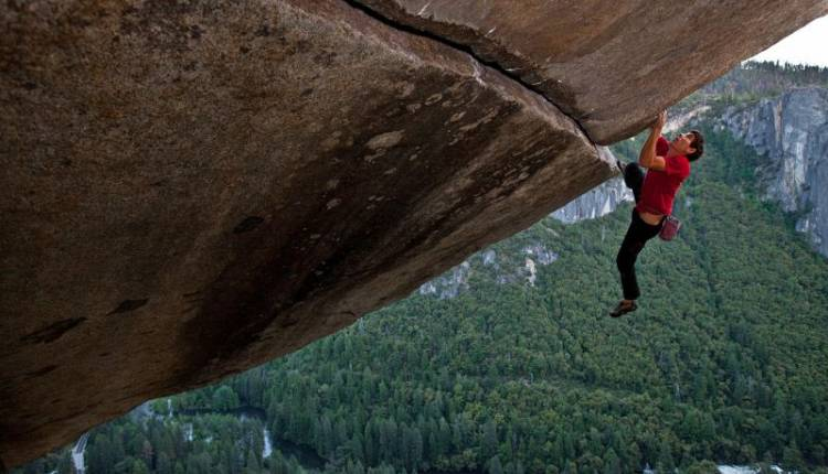 Alex Honnold su Separate Reality
