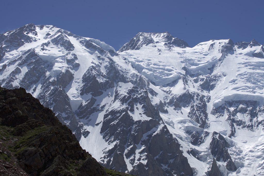 Nanga Parbat, versante Diamir
