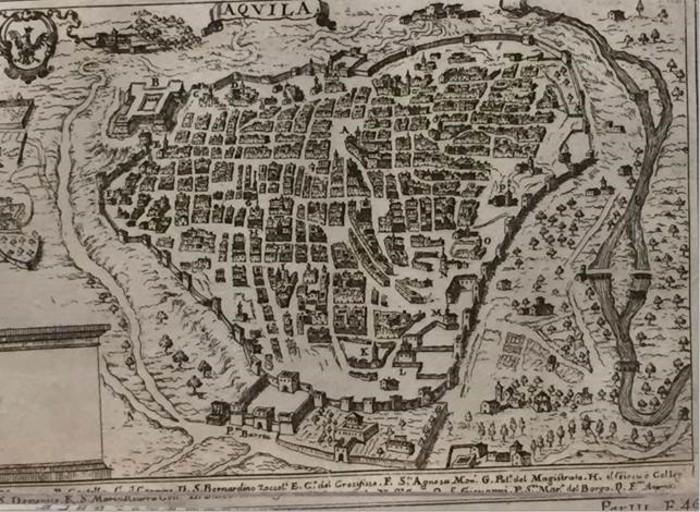 Cartina Geografica Roccaraso.Le Antiche Carte Geografiche Dell Abruzzo Diario Di Un Collezionista La Mostra All Aquila Appennino Tv