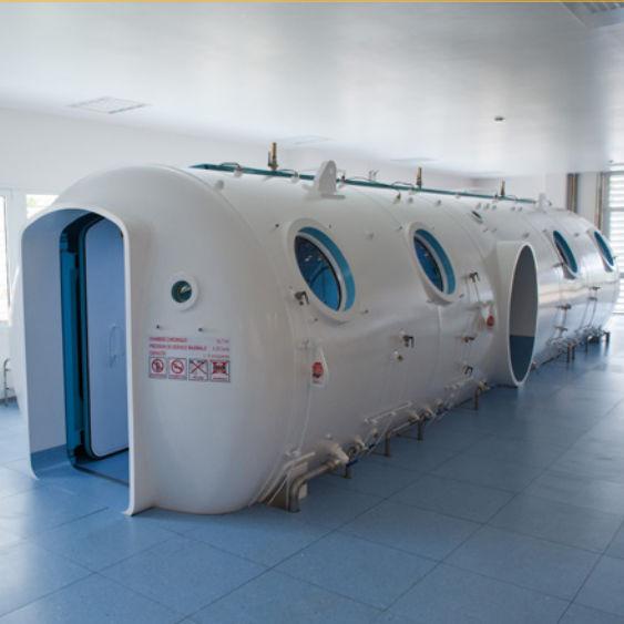 La camera iperbarica può essere impiegata nel trattamento da mal di montagna