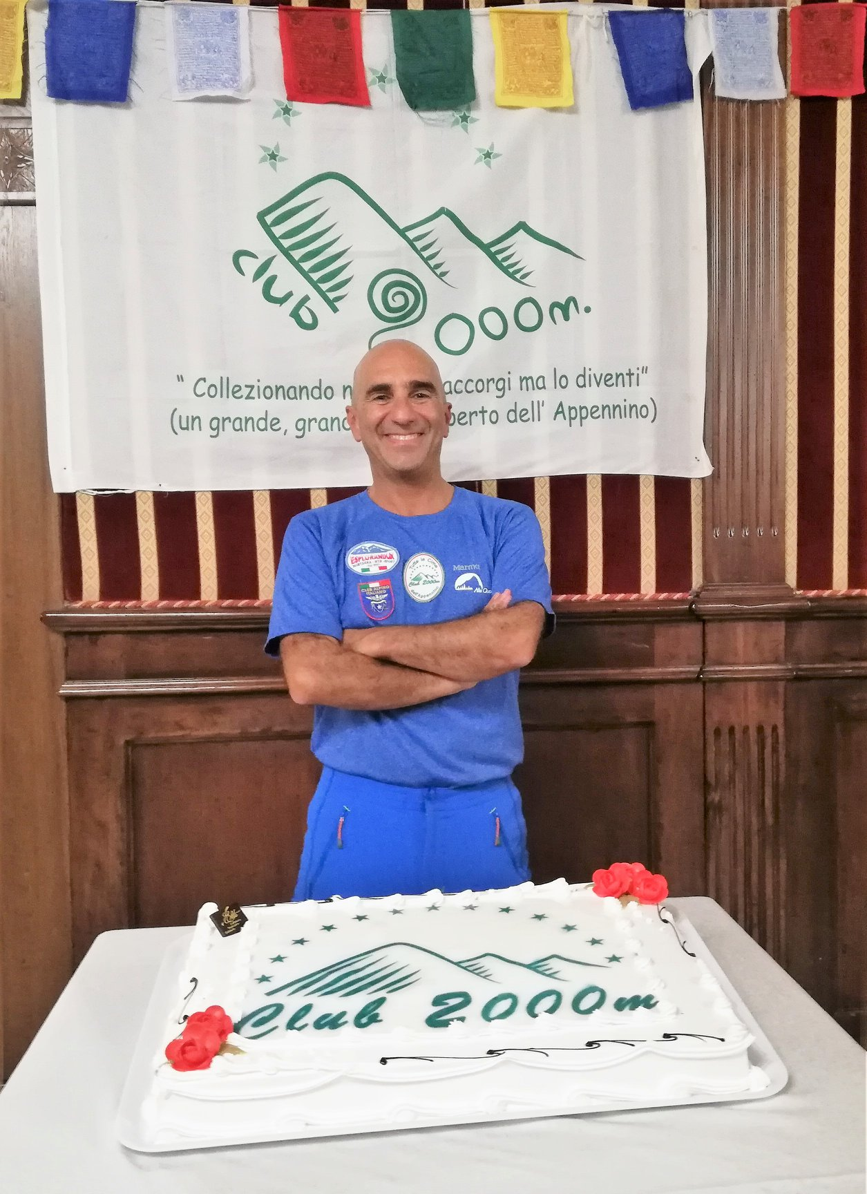 Francesco Mancini Club 2000m
