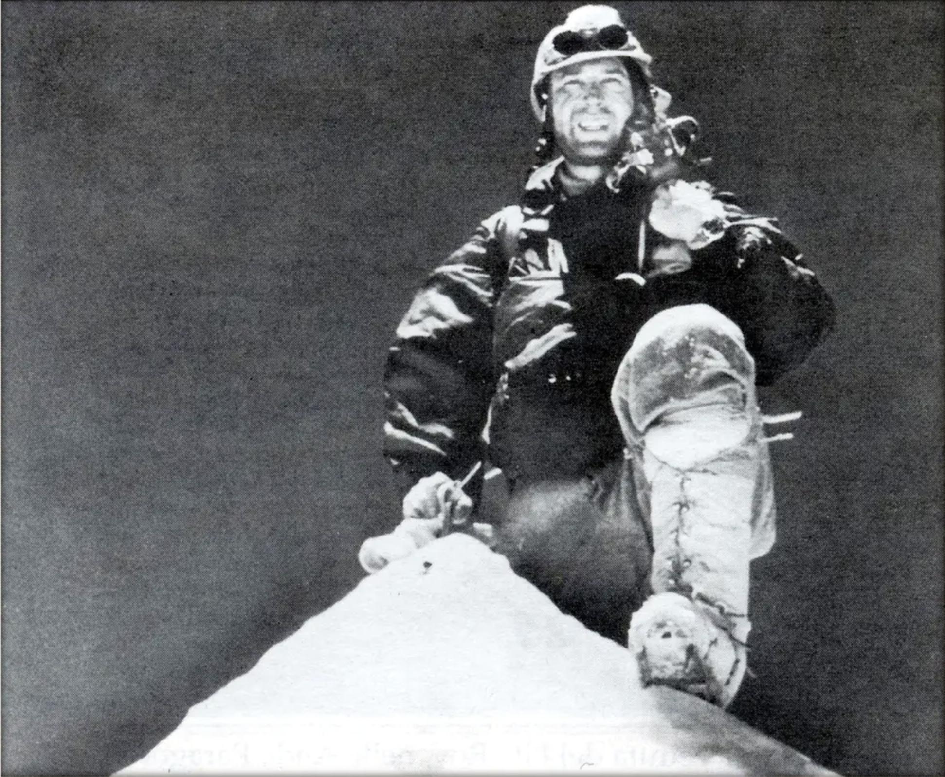 Jean Couzy Makalu 1955