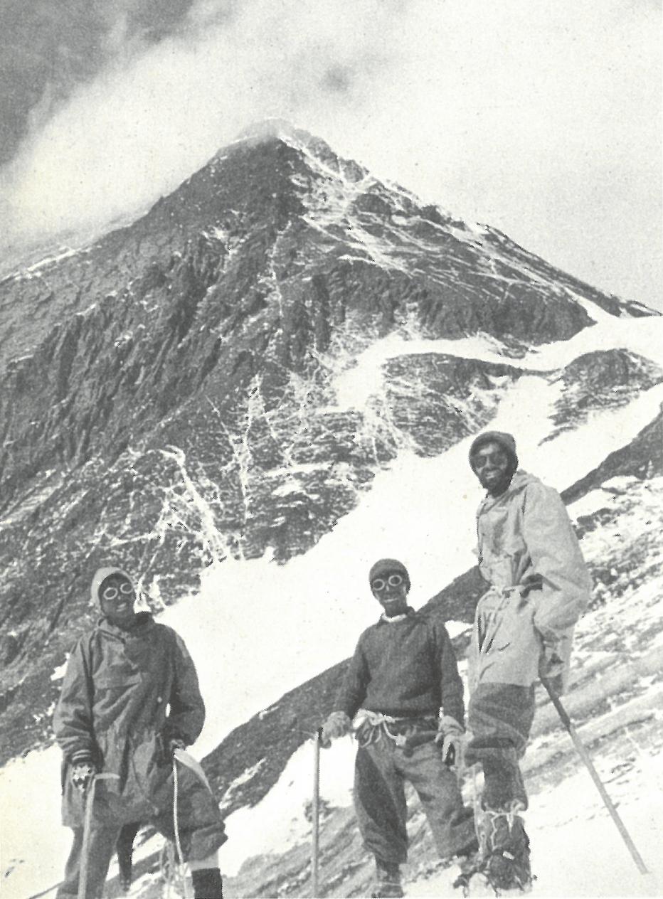 lhotse 1956