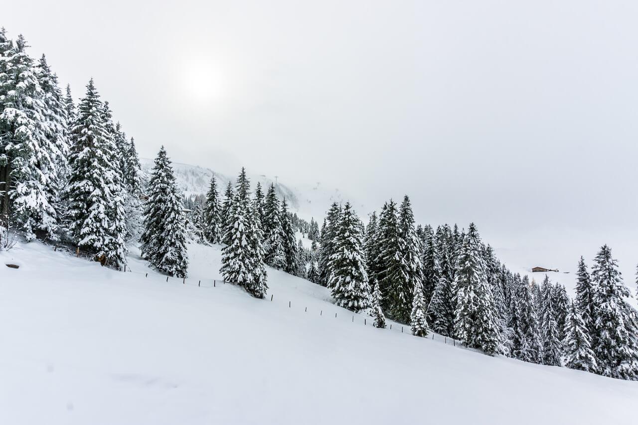 sciatore disperso